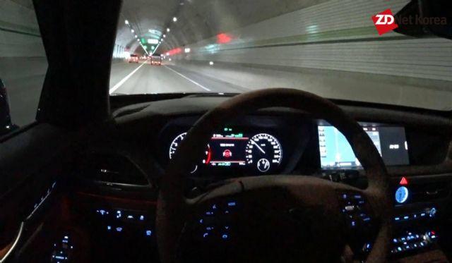 제네시스 G90에 들어가는 현대기아차 최신 ADAS 경고 기술 (사진=지디넷코리아)