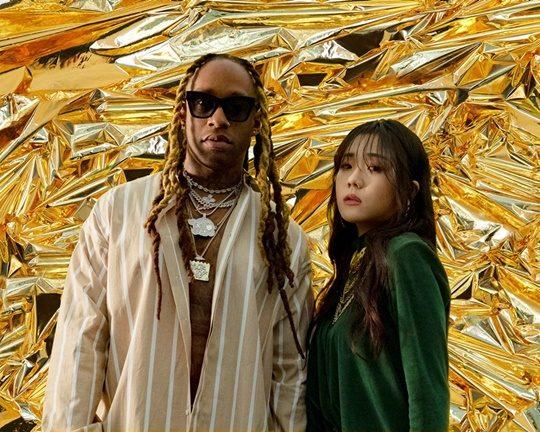 뮤지션 타이 달라 사인(왼쪽), 케이티. 사진제공=액시즈(AXIS)