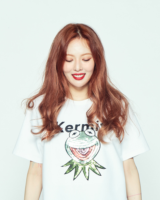 <p>Hyuna with Happy Jump - Endless Arcade the.</p><p>Singer Hyuna is a casual brand 'Clyde B(CLRIDE. n)' BET Hip Hop Award for Best Helps, Duo or Gr T-shirt Skyline screen information 4 23, public.</p><p>This season Clyde & the United States of America Hollywood TV series The Muppet Show(THE MUPPET SHOW), the protagonist commit(KERMIT)and BET Hip Hop Award for Best Helps, Duo or Gr is more than enough to progress.</p><p>This time from a photoshoot Hyuna is cute to and free sense of expression as a variety of concept photoshoot he completed.</p>