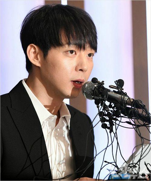 박유천은 지난 10일 기자회견을 자청해 결백을 주장했다. (자료사진/이한형 기자)