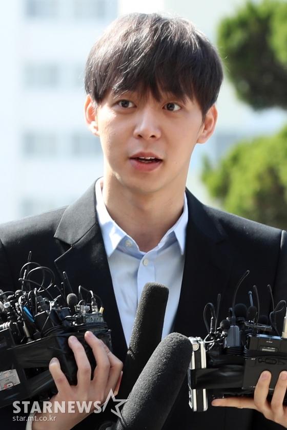 배우 박유천/사진=스타뉴스
