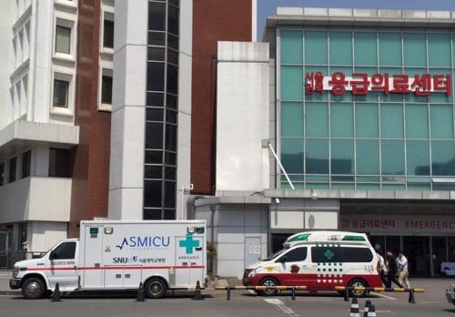 SMICU 구급차 [서울대병원 제공]