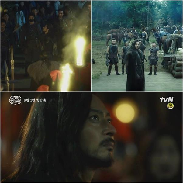 "<p>'No monthly Chronicles' Jang Dong-Gun and Song Joong-kis visuals Teaser video was unveiled.</p><p>'Confession' as a follow-up coming 6 November 1 broadcast for tvN new Saturday drama 'No Delivery year'by the sun and the land of 'no'in different legend Sunny is the hero of their life story.</p><p>In this regard, the 'No Delivery year'in the ancient warrior as prices changed Jang Dong-Gun and Song Joong-kis dynamic look filled with character Teaser with the public. Over the past 9 tvN channels and online portal to each 15-second Teaser from the mysterious and magnificent background music gives the Middle 'often' Jang Dong-Gun and 'Island' Song Joong-ki appeared, the movie character that describes the impact the scene.</p><p>First of the new dawn and the family of the Chieftains son often serves Jang fearless warrior image is intensely drawn to him. Numerous military people cheered as appears often to flame and arrow to war in ""lets go!""La and to lead the Corps. More often the military is behind the city and a leisurely rad walked after the extreme Majesty of flushing. As well as ""and for the Warriors listen to him! To meet you to""said the IS A Island(Song Joong-ki)up and sharply his eyes gleaming with silent, yet fear to ego.</p><p>Also and for of the are struggling to IS Island station Song Joong-ki is ""delivered from the and also to be living it up""with a horse on top of the body as the enemy and a fierce battle was terminal. And ""I what of is the island.""and shouting were is the island from the cliff into the water body blow falling moment, ""monsters of the child"" ""thats not fate I""for my last was ringing. This unusual dress and attire out of the gate island ""I and a warrior of the silver Island,""and the charisma to pop in to increase the immersion.</p><p>With the ""viewers of wonder is the first character Teaser for the public, while the short one 'no pass Chronicles'The Legend of write or get the heroes, gon(Jang Dong-Gun)is a Island(Song Joong-ki)has introduced a""few days ""time, and is the fiber the ancient civilization in which fate unfolded, or to be together watching the moon,""the statement said.</p><p>Meanwhile, tvN new Saturday drama 'no pass Chronicles'is the 'confession' as a follow-up coming 6 November 1, 9 PM the first broadcast.</p>"