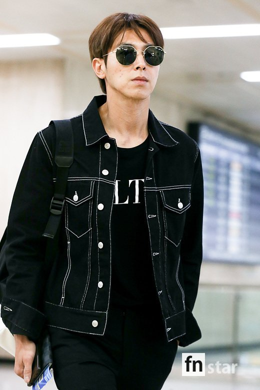 <p>Group TVXQ have 11 afternoon schedule and Gimpo International Airport through Tokyo, Japan at the Entrance.</p><p>※ Copyright ⓒ</p>