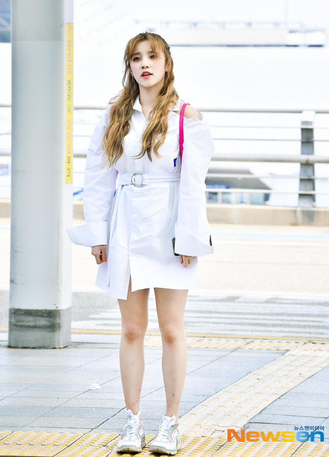 <p>(Woman), Eric Idle((G)I-DLE) member our(YUQI)5 12 afternoon in Macau progress of China edition Running Man runto shoot a car Incheon International Airport through Macau immigration.</p><p>#Send to #YUQI #G_I_DLE #Incheon Airport #airport fashion #girls Eric Idle</p>