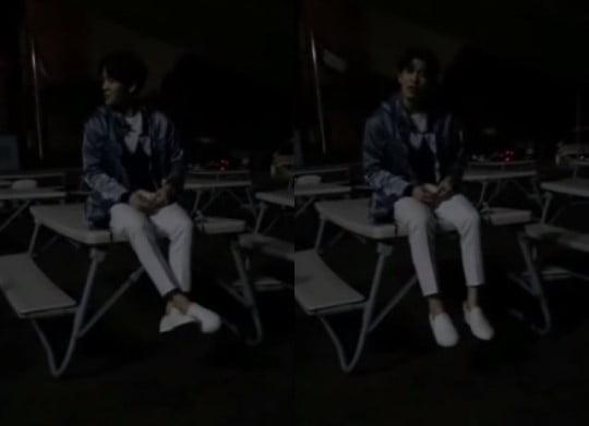 강성훈 후배 아이돌 외모 비하 논란/사진=강성훈 후배 아이돌 비하 발언 동영상 캡처