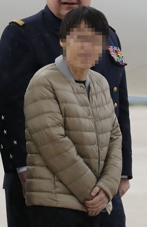 아프리카 부르키나파소에서 납치됐다가 프랑스 군에 의해 구출된 한국인 여성 장모씨. AP=연합뉴스.