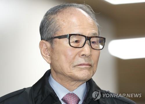 이상득 전 의원 [연합뉴스 자료사진]