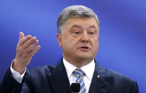 포로셴코 대통령, 우크라어 유일 국가언어로 지정한 법률 서명[spongebob|카지노머니]
