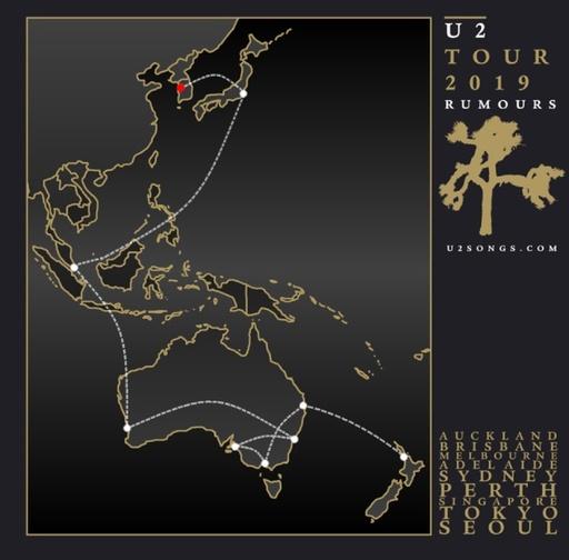 [단독] 록전설 'U2' 한국 온다.. 12월 첫 내한공연 | 인스티즈