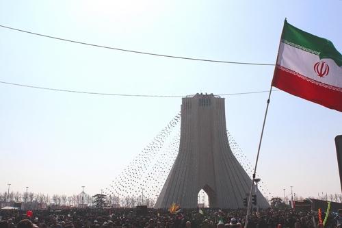 테헤란 아자디 타워 [연합뉴스 자료사진]