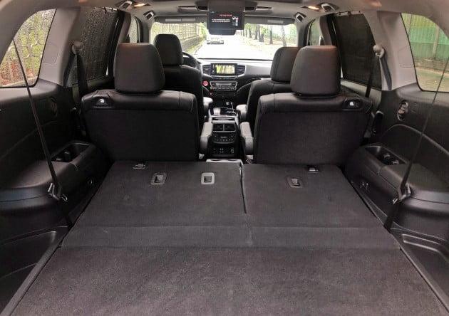 혼다코리아가 지난해 12월 내놓은 대형 스포츠유틸리티차량(SUV) '뉴 파일럿' / 사진=박상재 기자