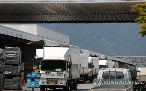 르노삼성차 부산공장 [연합뉴스 자료]