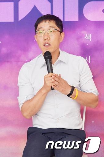 방송인 김제동씨© 뉴스1