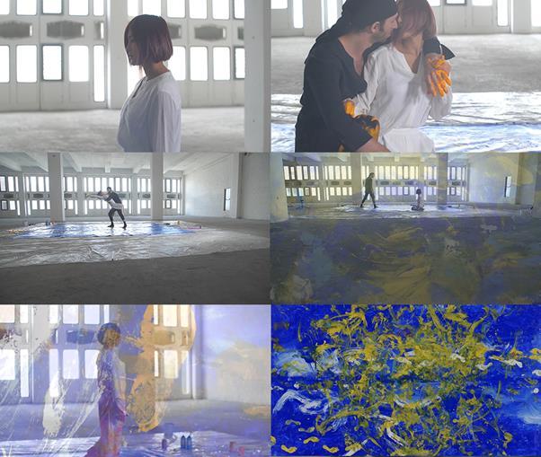 솔비의 타이틀곡 음원+퍼포먼스 영상이 공개됐다. sidusHQ 제공