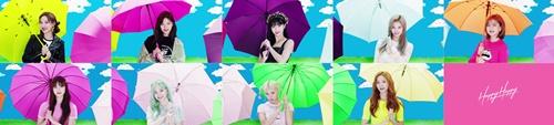 트와이스 1위 사진=JYP엔터테인먼트