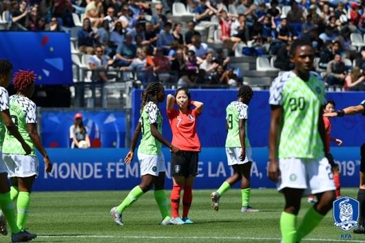 '결정력 부족' 한국, 나이지리아에 0-2 패배..16강 적신호[바투 토토|점프 토토]