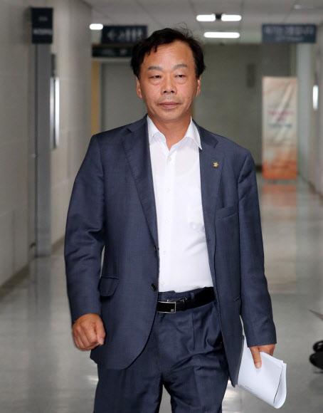 이완영 자유한국당 의원연합뉴스