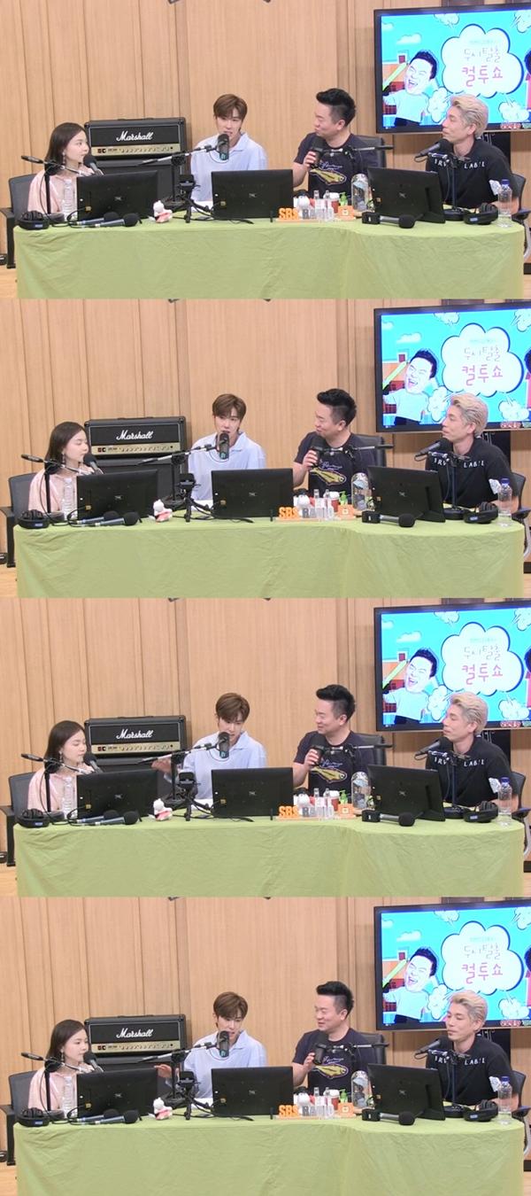 유노윤호 창민 / 사진=SBS 파워FM 두시 탈출 컬투쇼