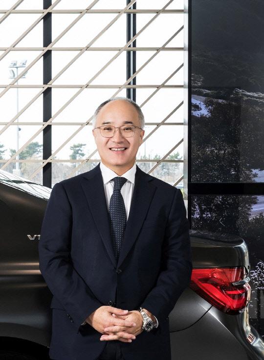 한상윤 BMW그룹코리아 대표이사 사장.