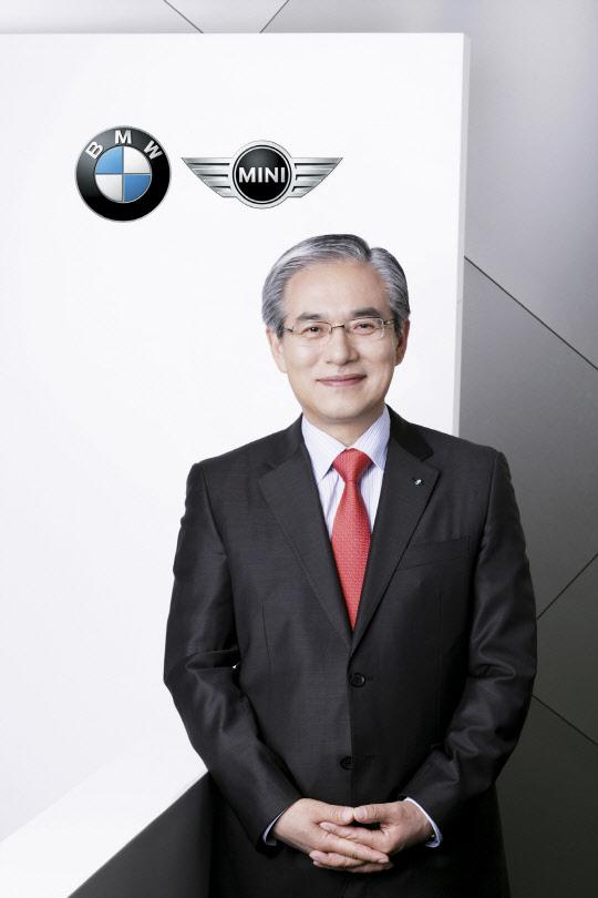 김효준 BMW그룹코리아 회장.