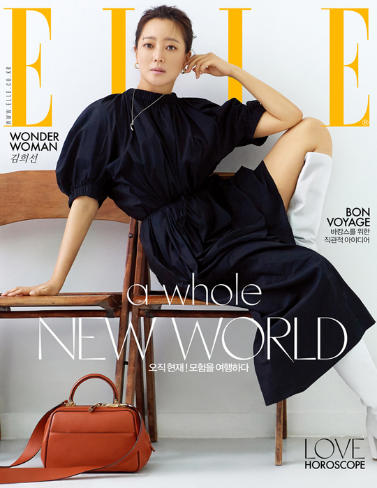 "<p>Actress Kim Hee-Sun, Elle 7 on the cover was.</p><p>Kim Hee-sun is Elle 7 March in colorful outfits instead of the White T-shirt wearing a simple yet modern beauty exposed. Italy luxury leather brand issued a collection service with digital cover and some photoshoot with the public. Black Panther Dress wearing White long boots to match for Kim Hee Sun in an elegant charisma had emanated.</p><p>Progress together with in the interview, Kim Hee-sun is the last to return to the question ""young man, work hard thanks to a few of the benefits received feeling. 20~30s in many works in the temperature, thanks to the marriage after 6 years spaces also not be forgotten and again the activity was able to,""he replied. No change to normal in the beloved as a star exists for the ""public to the honest point? Example from the show was look at me, but ate no differently, change is not. Frank and like Look many people look good, often seems to be,""she said.</p><p>The image in the transformation decree, was Kim Hee-sun is to start asking questions on ""work and getting a more carefully written. This condition piled up years in the public I expect that you, yourself would be much more scared I would like. Sometimes, some shaving is necessary, but too futile to think many do nowadays, is it some version of trying,""he replied.</p><p>Kim Hee-Sun of the more pictorial and interview of 7 November and on the website you can meet</p>"