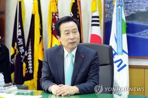 박홍률 목포시장 [목포시 제공]