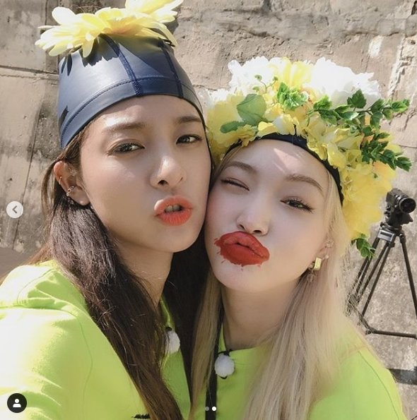 <p>To 23, official SNS penalty, before a penalty after. You with all and more was fun!That along with multiple photos showing.</p><p>Public photo belongs to actor Seol In-ah with the Running Man a penalty is all. As a penalty the lips to red-hot harness painted to look of laughter inside her.</p><p>Young and Seol In-ah for the past 23 days afternoon broadcast SBS Fly to the Sky Running Manhas starred in. The two middle school together when the other dance school in the same man, 23 years old same age revealed attracted the attention.</p><p>Meanwhile, the hearing to today(24 days) the fourth mini album, flourishing(Flourishing)to release it.</p>