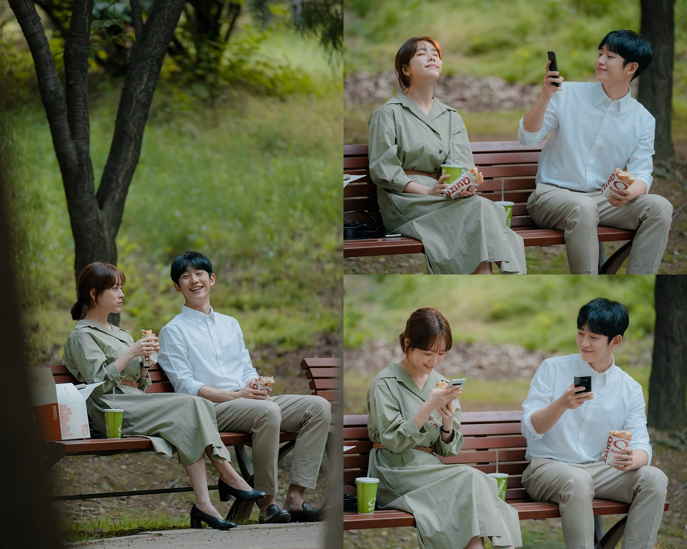 <p>Coming 26 Afternoon be broadcast MBC every Spring night(a Kim/directing inner panel analysis) 21, 22 in Han Ji-min(the act)and Jung Hae In(Keep the number the station)to get a Date unfolds.</p><p>Ahead of this set(Han Ji-min)and Keep the number(Jung Hae In)is a service to speak your mind confessed, and increasingly nearer. But the relationship between two people was supposed to know the parents of the opposite in the crisis it is not easy to future expected situation.</p><p>This 25 the published photos in this set and Keep the number with an affectionate lunch time to spend a moment locked in. Sunny, in the Park sit side by side, two people on the face of the bright smile and look of these heart to epilepsy so far.</p><p>Close your eyes and gazing up at the sky this home of happy expression and her pictures Keep the number of eyes in two peoples deep relationship to get a glimpse of them. The two Date throughout the bickering and sweet flow to form for viewers to make a will.</p><p>This day in the Park someone is two person of happy lunch time to be watching and to this day the two men encounter even more wonder to the show. And who of these Date to watch is, two people of the Date no one can go to these Broadcast even more in the questions collected.</p><p>Han Ji-min and Jung Hae In of fresh laughter filled the Date, the scene is coming 26, 8 p.m. the 55-minute broadcast is Spring nightcan be found at.</p>