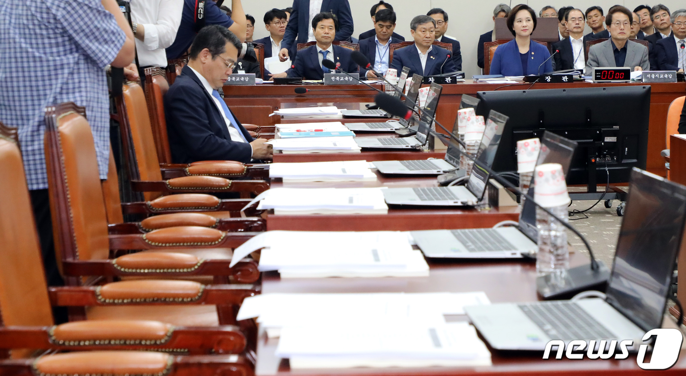 '자사고 논의' 국회 교육위, 한국당 참석..1시간 만에 재개(종합)[바둑이방|클리닉 토토]