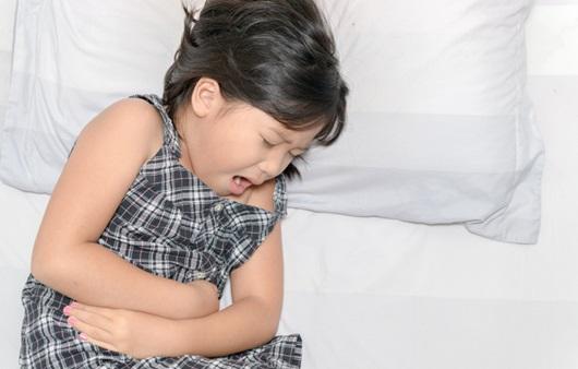 무균성 뇌수막염은 복통을 유발한다