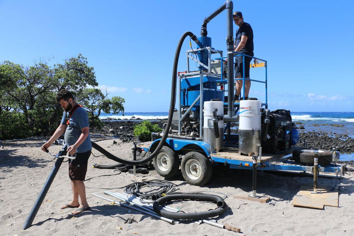 미세 플라스틱만 '쏙쏙'..세계 최초 '해변용 진공 청소기' 개발한 대학생들[킹스맨(KINGSMAN) 토토 발망 토토]