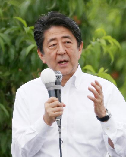 아베 신조 일본 총리 /EPA연합뉴스