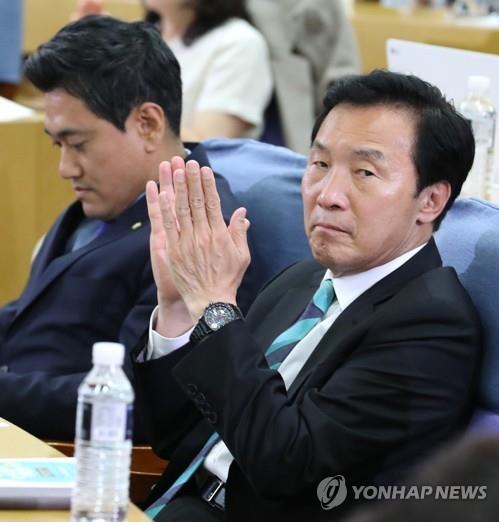 바른미래당 손학규 대표 [연합뉴스 자료사진]