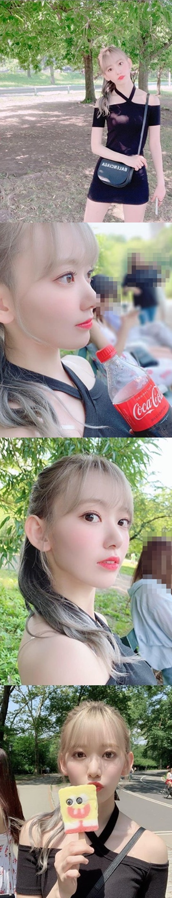 <p>This to netizens beautiful, lovely, too Mana Sakura, freshly Beautiful looks as different reactions came up.</p>