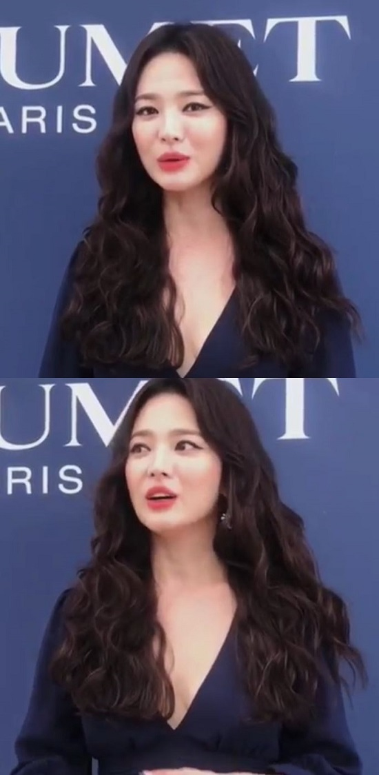 <p>12 days China Media One news for the past 11 days in Monaco jewellery attend the event, Song Hye-kyo of the news on the main page reported.</p><p>Song Hye-kyo in the past, from South Korea as well as China and other Asian in the entire Popular was divorce since the root of the situation even interested in easily, some people dont have that situation.</p><p> He last 11, Elle Hong Kong official Instagram through the Hello Elle Hong Kong readers. Song Hye-kyo is. I show the camera with Monaco and there. Wonderful jewellery and time to send the pig happy and to tell you about in a glory. Today Chaumet have fun withwith a short video with interviews to the public.</p><p>Especially Song Hye-kyo is at the event the Russian-born model Natalia Vodianova, Actor Natalie Portman with just the pictures taken reveal no more eye-catching.</p><p>Meanwhile Song Hye-kyo is a fellow Actor Song Joong-Ki and 2017, 10 November wedding on the Golf course but last month 27 days, 1 years and 8 months on the divorce news was.</p>