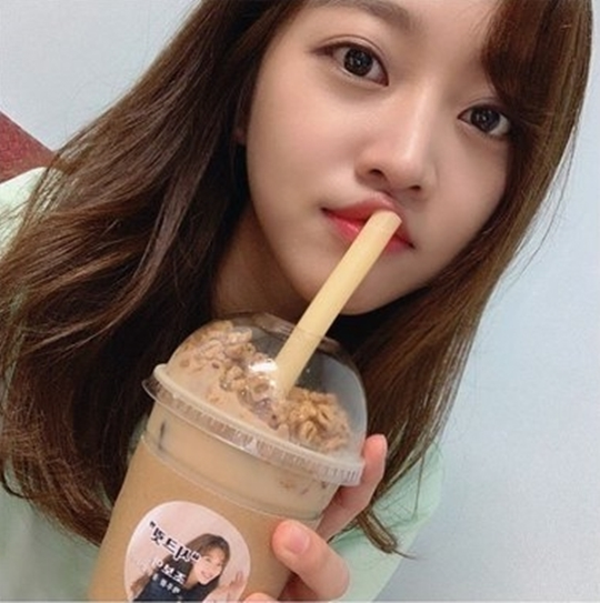 <p>Actress Jo Bo-ah with Jang Hyuk of Iced coffee The Gift was impressed.</p><p>Jo Bo-ah is 7 13 his Instagram in the waffle ice cream, Joe and Phong latte. Sense if Hyuk sunbaenim is the bestlive well with pictures and video showing.</p><p>Public photos of the lovely beauty to expose and reform of the coffee The Gift certificate shot to the left and Jo Bo-ah of captures there. This video belongs to Jo Bo-ah is with Beagle charm and you are.</p><p>Meanwhile, Jo Bo-ah is the current drama The secretduring shooting it.</p>