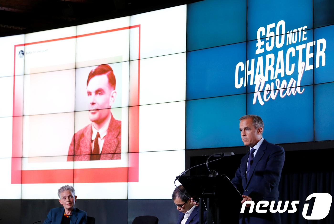 '컴퓨터 과학의 아버지' 앨런 튜링, 英지폐 얼굴 됐다[티오피 토토|브로스 토토]