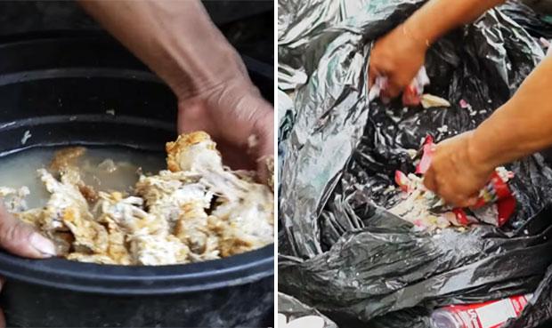케냐 키베라, 브라질 파벨라와 함께 세계 3대 빈민가로 꼽히는 필리핀 마닐라의 도시 톤도. 이곳에 사는 마마 로지타(68)는 음식물쓰레기로 만든 요리 '팍팍'(pagpag)를 팔아 생활하고 있다/사진=유튜브 채널 '아시안보스'