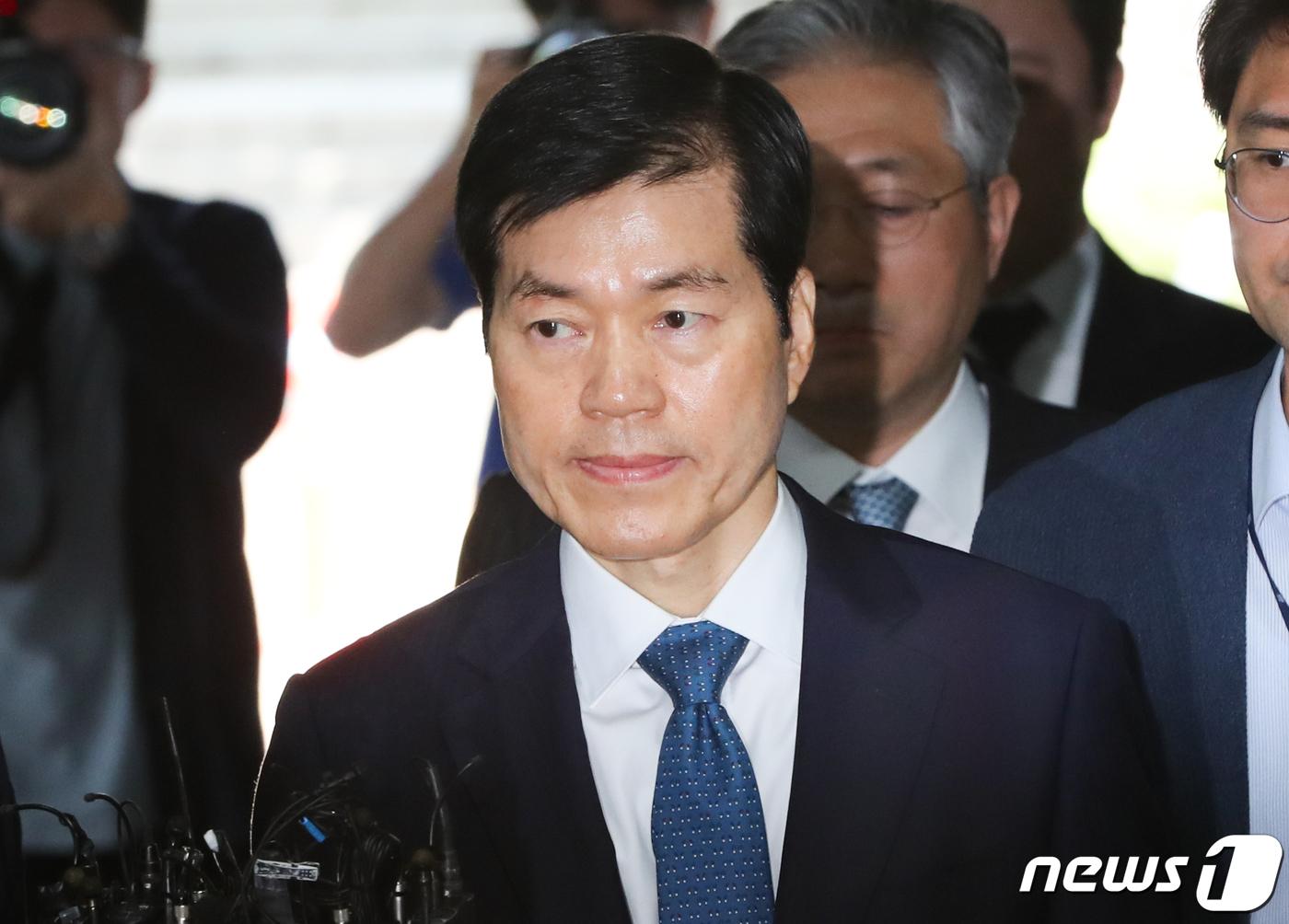 '분식회계' 관련 김태한 삼성바이오 대표 19일 구속 심사대[비올라 토토|잇츠(its) 토토]