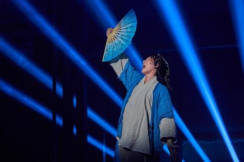 '스웨그에이지: 외쳐 조선'의 한 장면. 피엘엔터테인먼트 제공