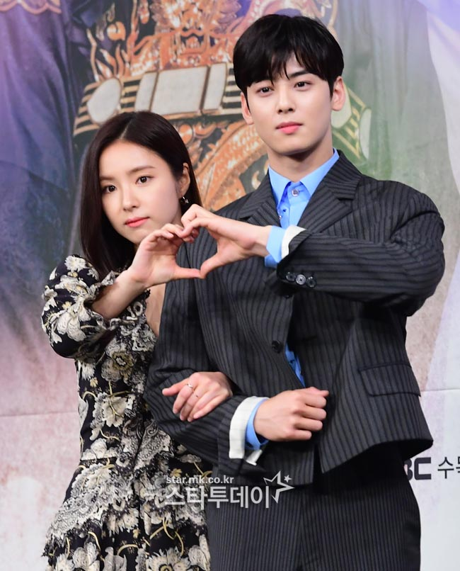 <p>17 Afternoon Sangam-dong MBC in MBC tree mini series new Museum to the command ofproduction presentation starring actress Shin Se-kyung and Cha Eun-woo with be attending.</p>