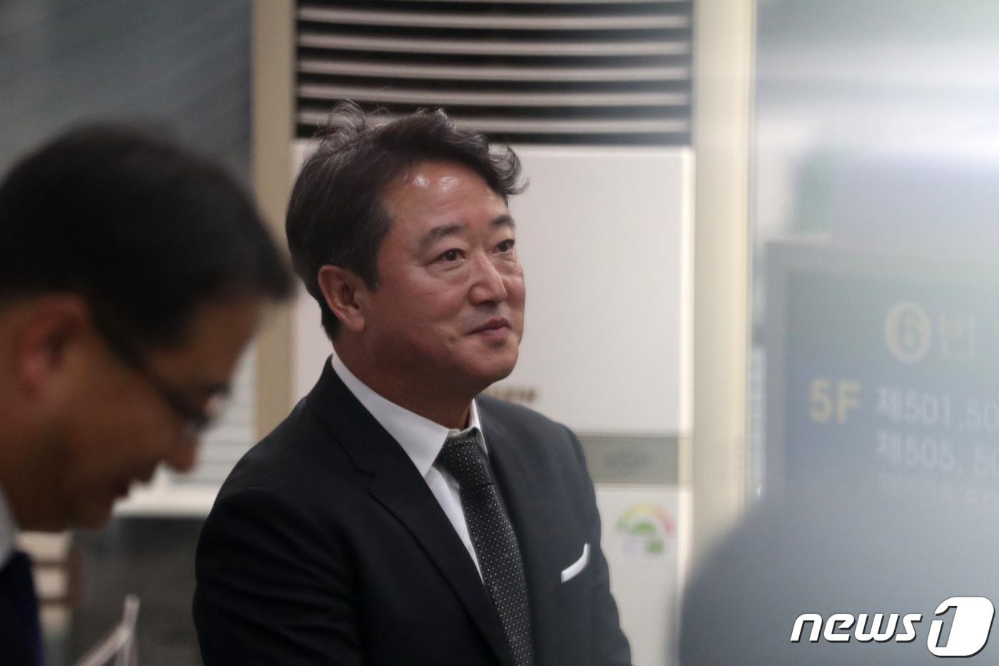 '차명주식 은닉' 이웅열 전 코오롱 회장 1심서 벌금 3억원[더윈 토토|엔터6 토토]