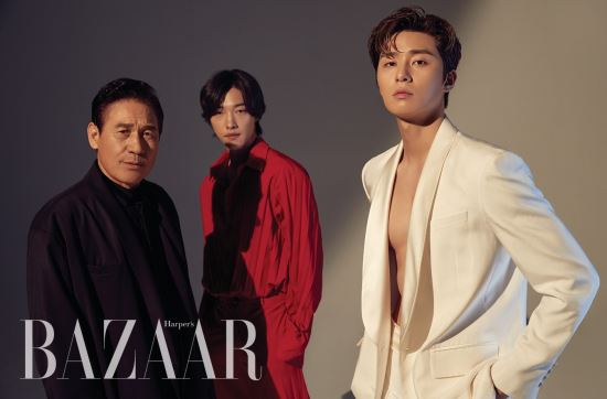 <p>Park Seo-joon, including Ahn Sung-Ki, Woo Do-hwan until Korea National actress and the young blood of the more anticipated movies <Lion>with Park Seo-joon, Ahn Sung-Ki, Woo Do-hwan of the overwhelming presence of a Bazaar pictorials as public Attention focus.</p><p>This time to the public in the Bazaar photoshoot is the <Lion>through the first Acting breathing with Park Seo-joon, Ahn Sung-Ki, Woo Do-hwan of the intense visuals and fresh with a combination of Attention focus. The first three actors of the explosive synergy of eye-catching pictorial male movie powerful evil surrounding the three figures will be breathtaking in suspense, anticipation and amplify it.</p><p>Soft charismas eyes out that Park Seo-joon is evil and fighting champion 'for future', taking the role of the former and 180 degrees the other new Acting transformation and powerful action to show the expected form.</p><p>Even deeper connection to the wheel and heavy to convey property to the <Lion>from the evil chasing the priests 'inner bride' history through the charismatic, from the warm look up to the colorful charm the audience with their captivating will.</p><p>Here the sharp eyes as a is undeniable Woo Do-hwan also not previously seen new characters to showcase that curiosity as to amplify it.</p><p>This like this summer to capture the three actors of different charms containing pictorial male as well as movies about the colorful story you want to interview 7 25 issued in the views. Park Seo-joon, Ahn Sung-Ki, Woo Do-hwan of the special boards containing Bazaar photoshoot reveal and movie expectations for the layer height <Lion>is a intense Acting turns and explosive synergy screen to be overwhelmed.</p><p>A powerful evil my fresh stories and new material, differentiated action and attractive actors of the Union by 2019, hoping for the best start <Lion>is that 7 31, the opening is expected. Photo=Lotte Entertainment provided</p><p>Kim</p>