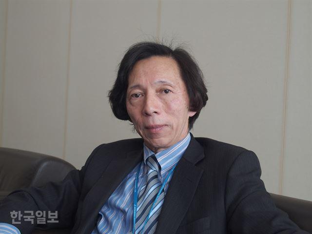 무토 마사토시 전 주한 일본대사. 한국일보 자료사진