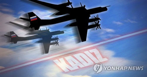 러시아 군용기, 한국방공식별구역(KADIZ) 침범 (PG) [정연주 제작] 일러스트