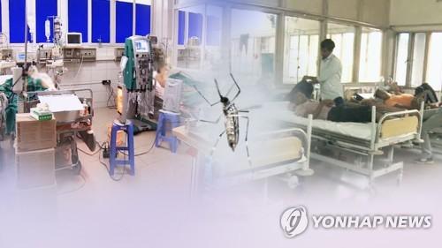 동남아 뎅기열•홍역 대유행…해외 감염병 주의보 (CG) [연합뉴스TV 제공]