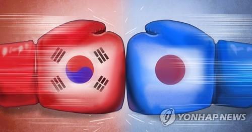 한일 갈등ㆍ충돌 (PG) [장현경 제작] 일러스트
