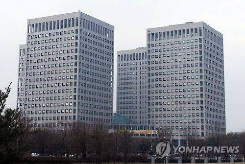 정부대전청사 전경 [연합뉴스 자료사진]