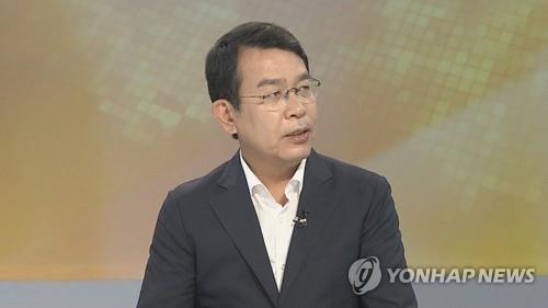김종대 정의당 의원 [연합뉴스TV 제공]